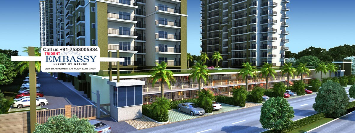 Trident Embassy - Status of Residential Apartments in Noida Extension
